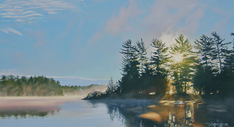 ShiningThroughWhitestoneLake15x24SoftPastelWEB